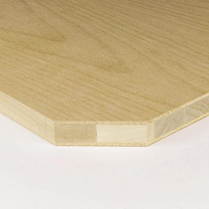 Tischlerplatte Stabholz This is how veneer